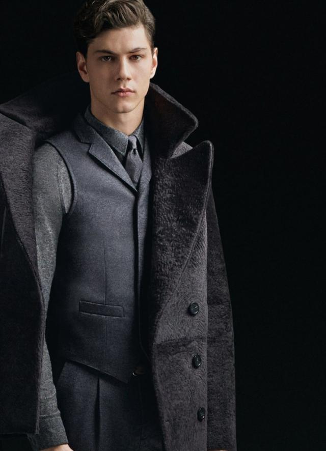 Emporio Armani - Big Coat