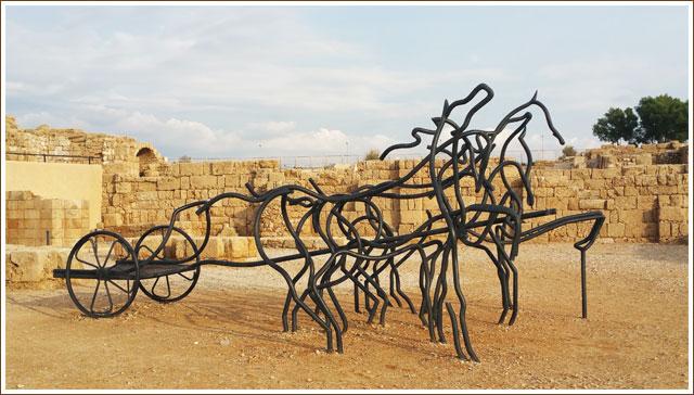 Hippodrome - Caesarea - Israel