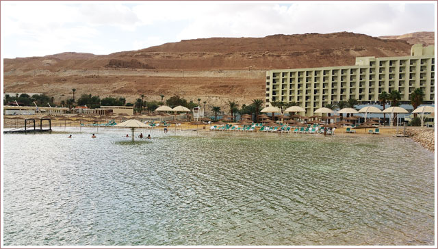 Herods Dead Sea Hotel - Gayfriendly hotel Dead Sea