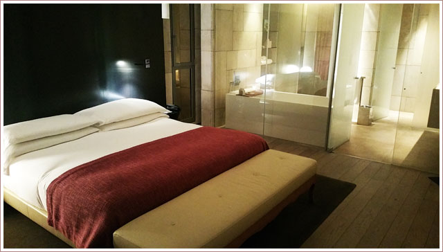 Room at Mamilla Jerusalem Hotel - Jerusalem gayfriendly hotels