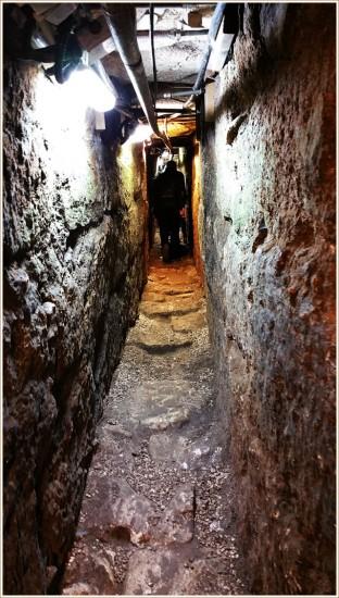Temple Road Ascent - Jerusalem