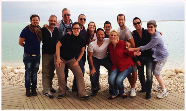 Travel Gang in Israel