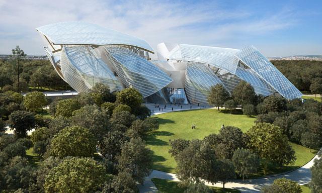 Paris - Fondation Louis Vuitton