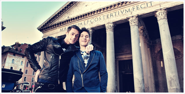 Gay Tour in Rome